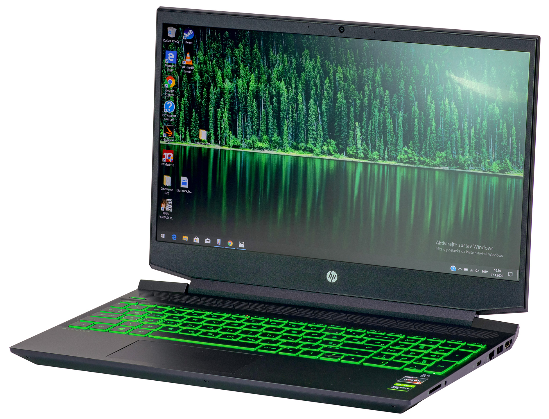 HP Pavilion Gaming 15 ex0016nm 1