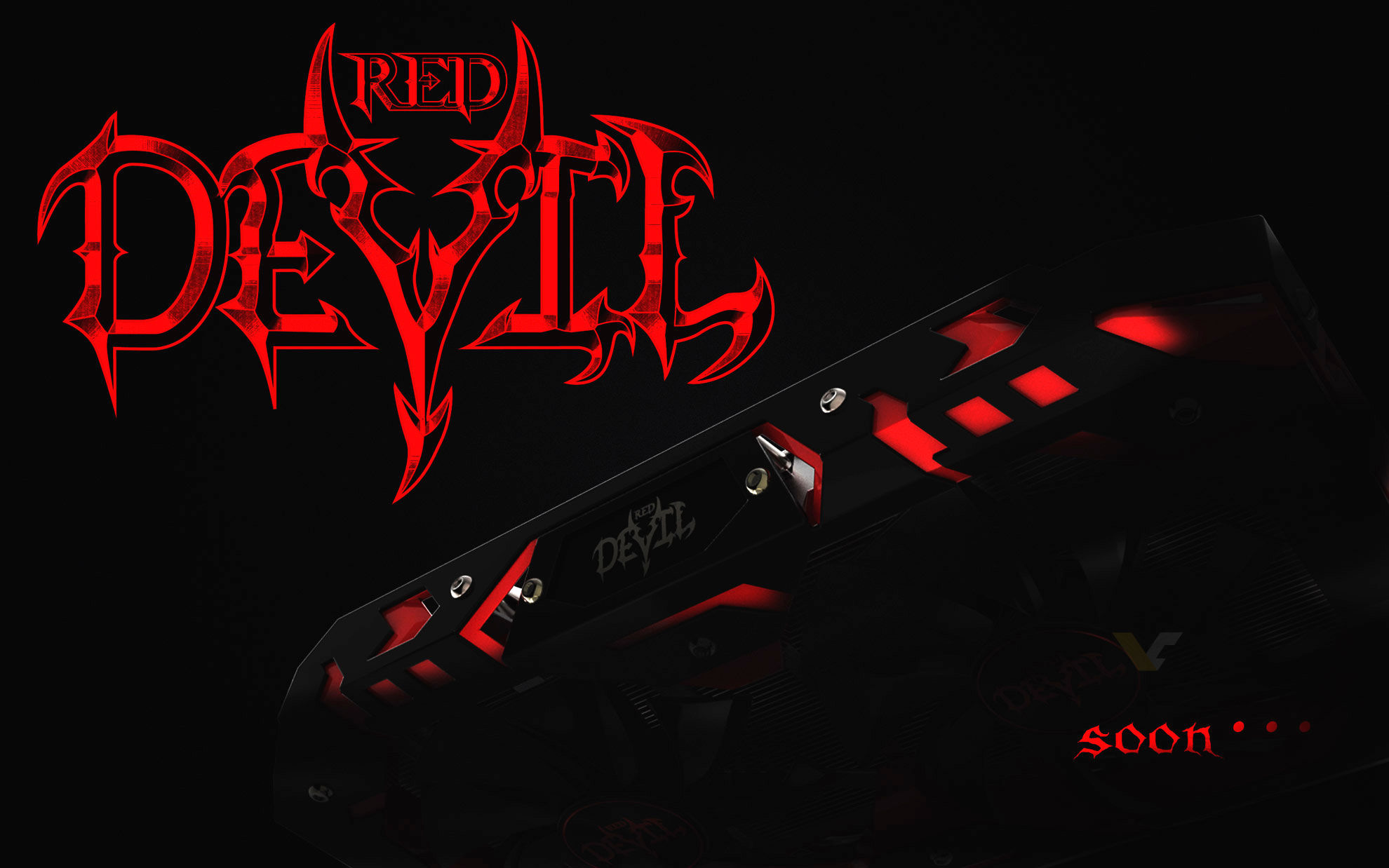 PowerColor Radeon RX 580 Red Devil
