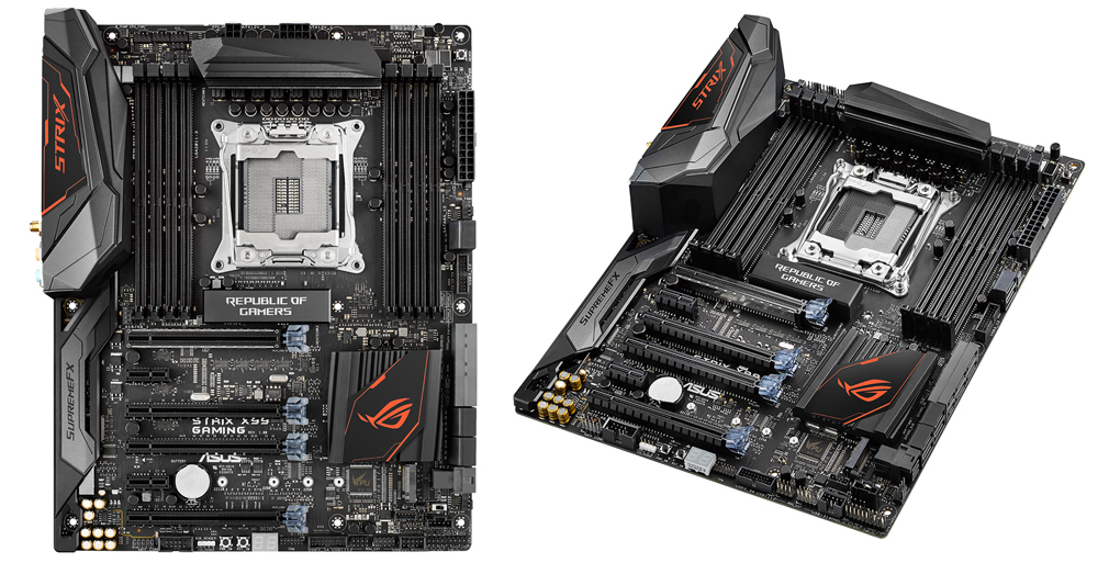 ROG Strix MB X99 Gaming 3