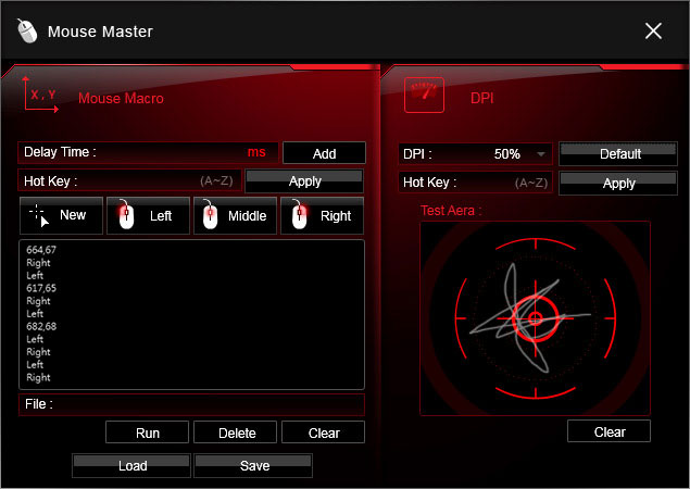 mousemaster screen