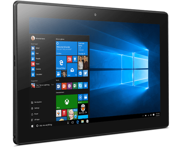 lenovo tablet ideapad miix 310 windows 10 home 1