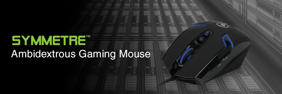 GME630 SYMMETRE Gaming Mouse