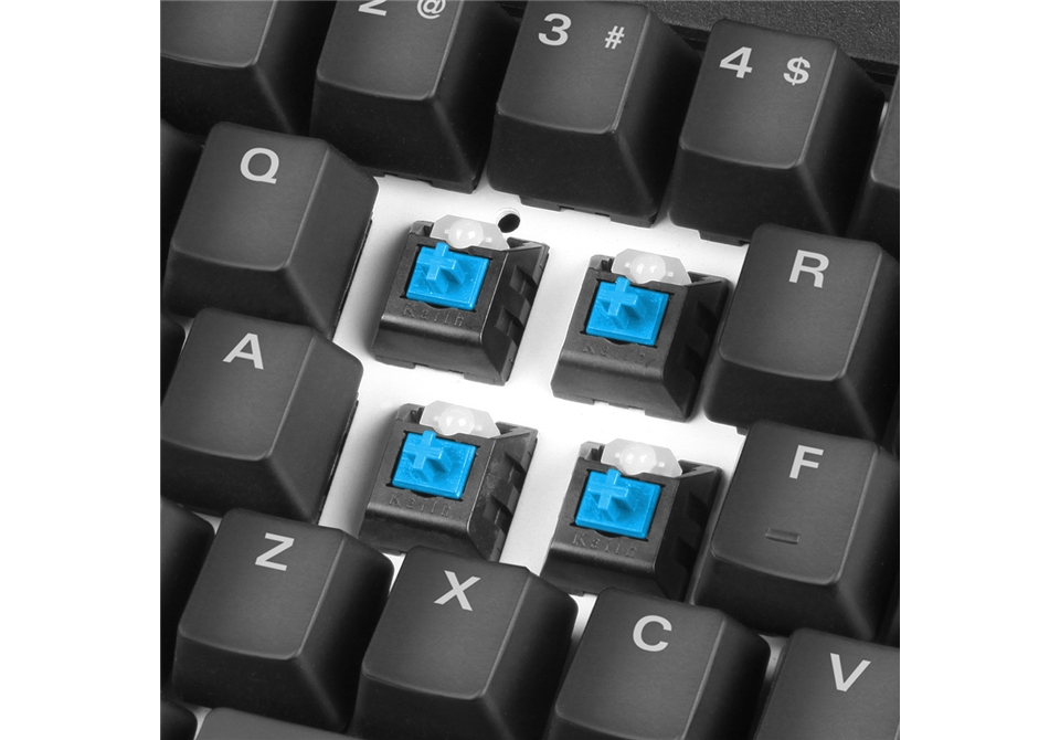 SHARK ZONE MK80 Switches Blue