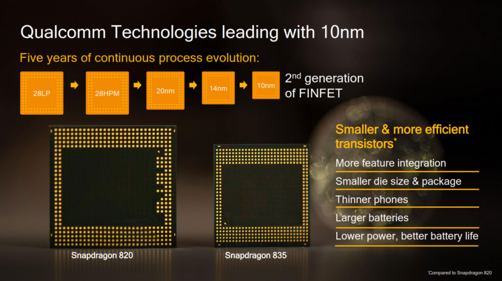 snapdragon835 10nm