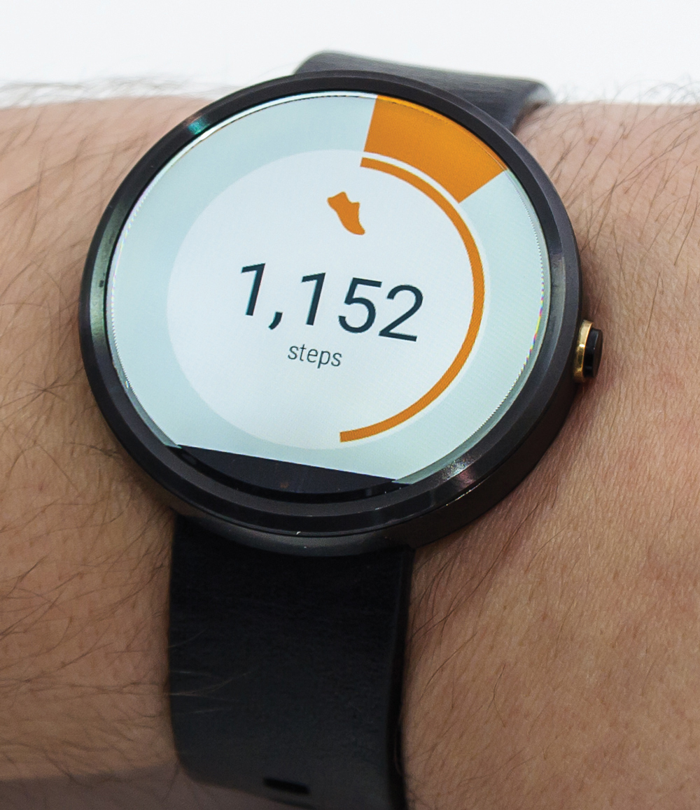 Android Wear vodič