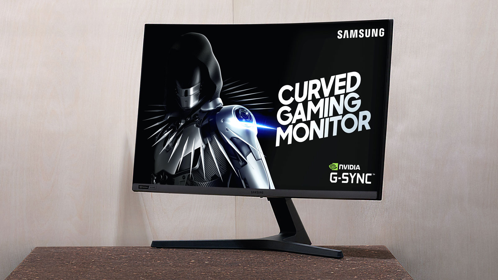 Samsung Curved Gaming Monitor CRG527 4 1
