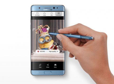Službeno: Samsung šalje update kojim će spriječiti punjenje preostalih Note 7 uređaja