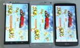 Samsung Galaxy Note 4 vs. LG G3 vs. Huawei Ascend Mate 7 - 3D Mark Benchmark
