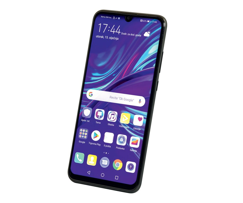 Test Huawei P Smart 2019