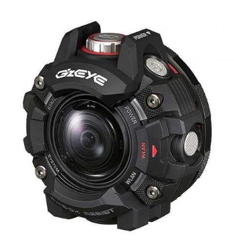 Casiova akcijska kamera i do 50 metara ispod površine