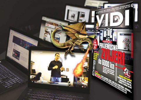 VIDI 261: iPhone X vs konkurencija, test top laptopa do 6K kn, best buy Coffee Lake gaming PC