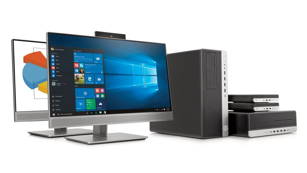HP prestavio nova stolna i all-in-one računala