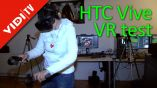 HTC Vive - VR test