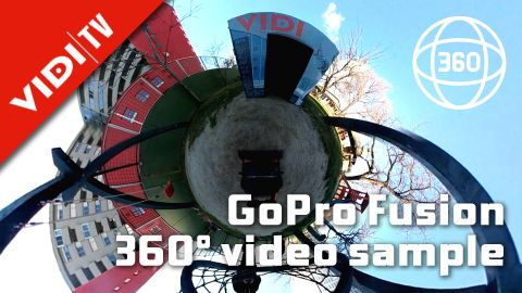 GoPro Fusion - sample video