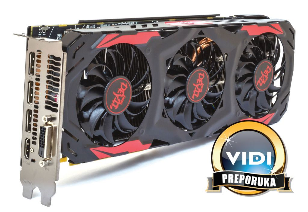 PowerColor Red Devil RX 480 8 GB