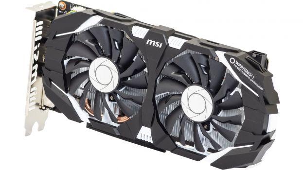 MSI GTX 1060 6 GB OC