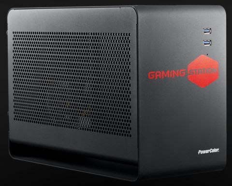 Gaming Station: Novo PowerColorovo eGPU kućište