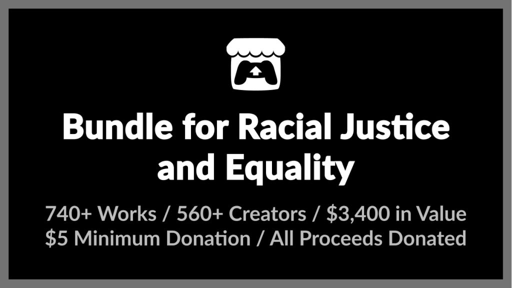 """Bundle for Racial Justice and Equality"" donosi 700 indie igara za minimalno 5 dolara"