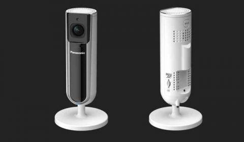 Panasonicova FHD KX-HNC800 EXW nadzorna kamera