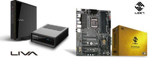 ECS na Computexu lansira LEET Gaming matičnu ploču i LIVA Pro mini-PC