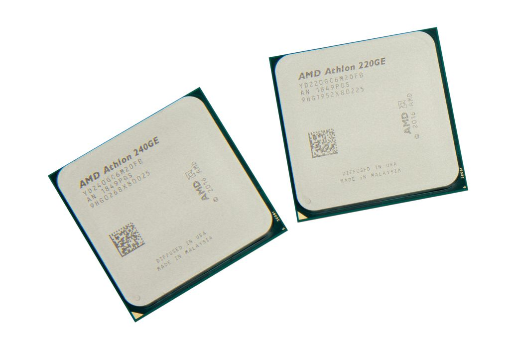 AMD Athlon 220GE i 240GE