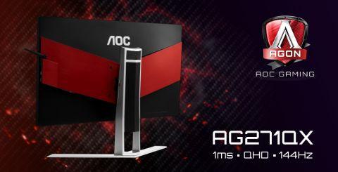 AOC predstavlja debitanta u seriji AGON gaming monitora
