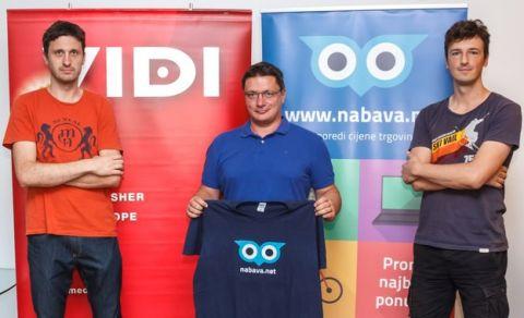 Vidilab i Nabava net povezali svoje baze hardvera