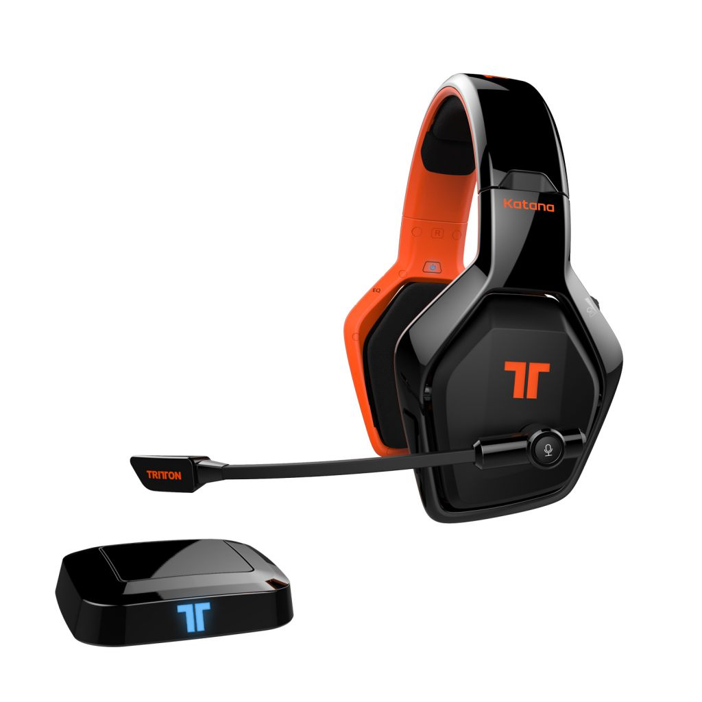 Mad Catz predstavlja Katana 7.1 wireless gaming headset