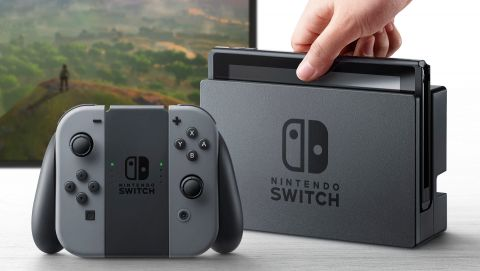 Nintendo predstavio novu konzolu, Nintendo Switch