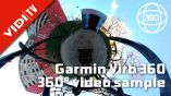 Garmin Virb 360 - sample video