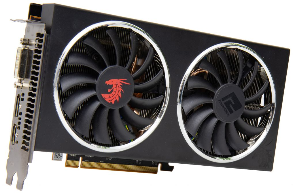 Powercolor Red Dragon radeon RX 5500 XT