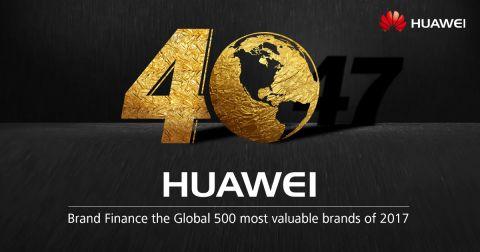 Huawei među 40 najvrjednijih brandova na svijetu