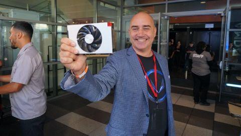 Šuška se o Nano verziji Vega kartice