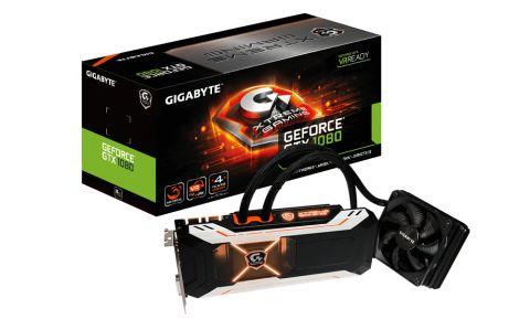 Gigabyteova nova verzija GTX 1080 kartice ima vodeno hlađenje