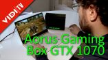Aorus Gaming Box GTX 1070