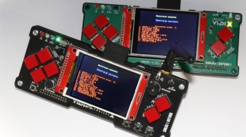 Vidi Project X #90: Wi-Fi skener