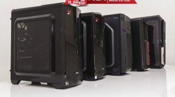 Koju gaming konfiguraciju odabrati do 7000 kuna - TEST TOP 5 gaming PC-a
