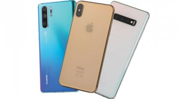 Mobilni super-troboj, koji je bolji: Huawei P30 vs. Samsung Galaxy S10+ vs. Apple iPhone XS Max