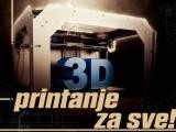 3D printeri sve su bliže replikatorima