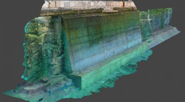 Cool priča: Fotogrametrijske 3D slike podvodnih struktura inovativne tvrtke Vectrino