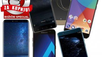 Božićni vodič za kupnju: Koji budget smartphone odabrati