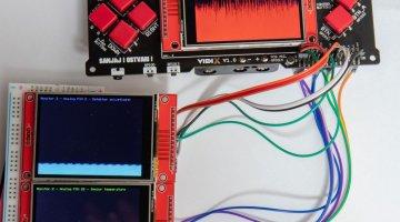 VIDI Project X #63: Dva ili više monitora na VIDI X mikroračunalu