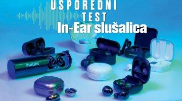 Usporedni test: Koje in-ear TWS bluetooth slušalice kupiti?