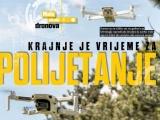 Mala škola za prvi let dronom