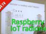 Raspberry Pi 3B - IoT radionica
