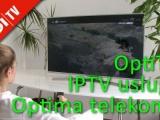 OptiTV IPTV usluga Optima telekoma