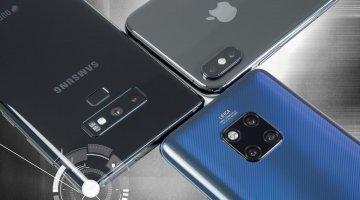 Fototroboj najboljih flagship smartphonea