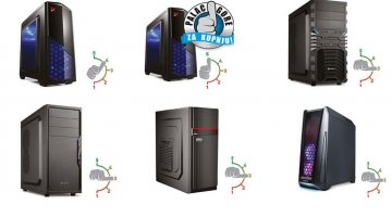 Back to school - Šest desktop računala do 5000 kuna