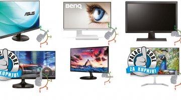 Back to school - Šest pristupačnih monitora za svjetliji povratak u klupe