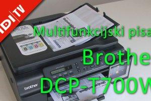 Brother DCP-T700W multifunkcijski pisač
